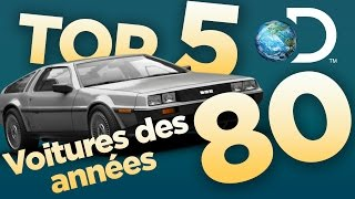 Occasions à saisir : le top 5 des voitures de légende des années1980