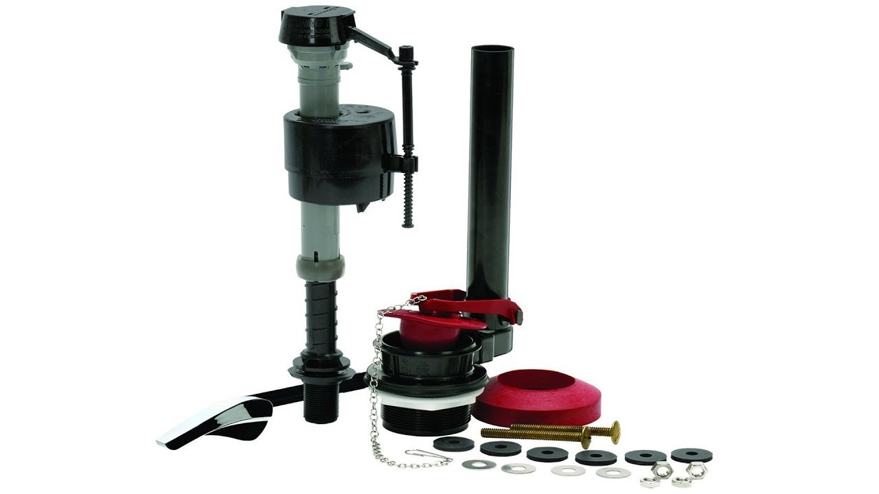 FluidMaster 400AKR Complete Toilet Tank Repair Kit HD Full Installation You