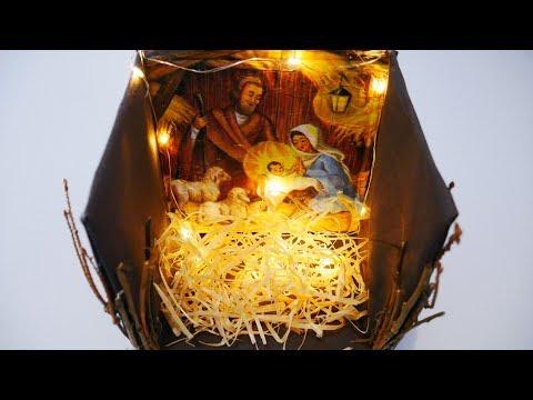 Поделки к рождеству христову своими руками мастер класс