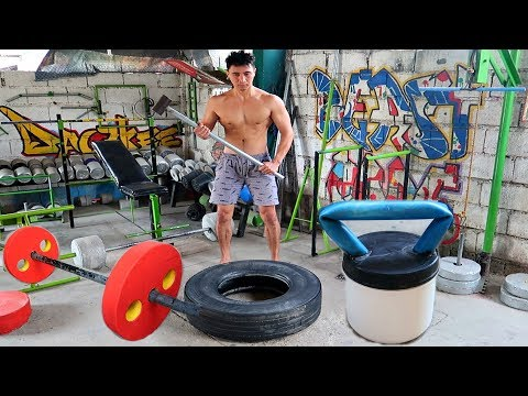 My Best Homemade Gym Equipment - Awesome Gym Ideas