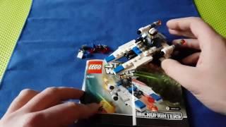 конструктор Lego U-Wing 75160 обзор