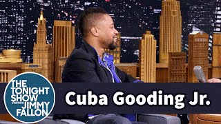 Cuba Gooding Jr. Break-Danced for Prince