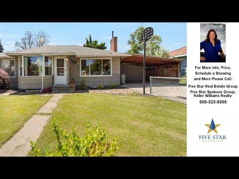 7610 E Liberty, Spokane Valley, WA Presented by Five Star Real Estate Group.
