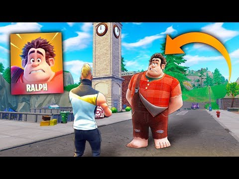 *NEW* WRECK IT RALPH IN FORTNITE..!!! | Fortnite Funny and Best Moments Ep.311 (Fortnite Royale) thumbnail