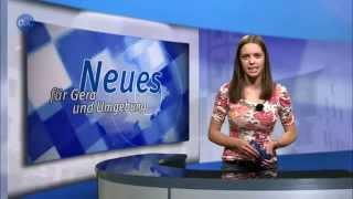 Neues für Gera und Umgebung (KW 26/2014)