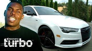 Audi A7 de Jalen Richard es modernizado | Autos únicos con Will Castro | Discovery Turbo