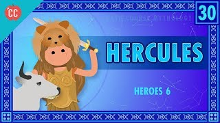 Herakles. Or Hercules. A Problematic Hero: Crash Course World Mythology #30
