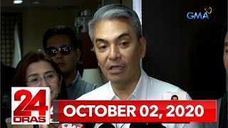 24 Oras Express: October 2, 2020 [HD]