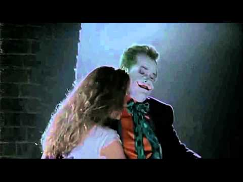 "BATMAN [1989] Scene: ""Shall we dance?""/Bell-tower Brawl."