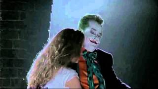 "BATMAN [1989] Scene: ""Shall we dance?""/Bell-tower Brawl."