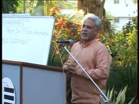 Lecture of Prof. Dr. Moiz Hussain About World Within At Liaquat National Hospital Part 1.mpg
