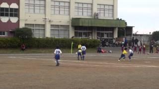 2012年11月11日 旧稲荷山小学校 5-0 恭吾、賢治、春輔、OG、日々輝.