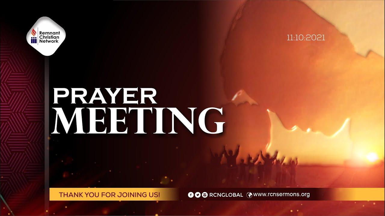 Download APOSTLE AROME OSAYI    WEEKLY PRAYER MEETING    TUESDAY 12-10-2021