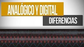 Diferencias entre Analógico y Digital   Audio