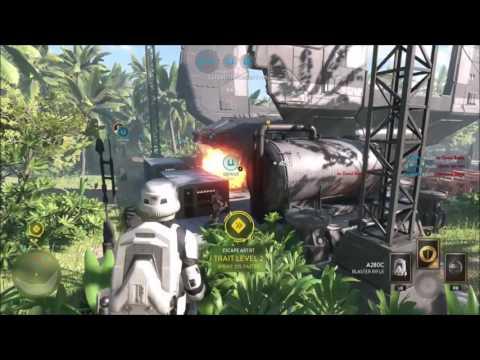 StarWars Battle Front :: The God Of Grenades