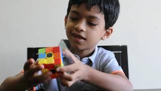 How I solve 3×3 Rubik's Cube in 1min 23sec.