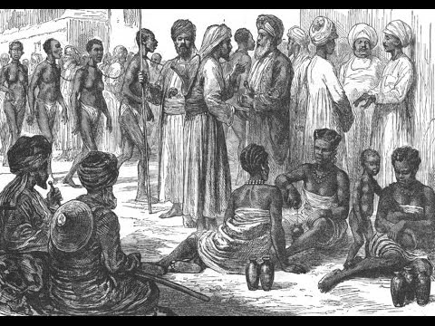 The First Slave Traders