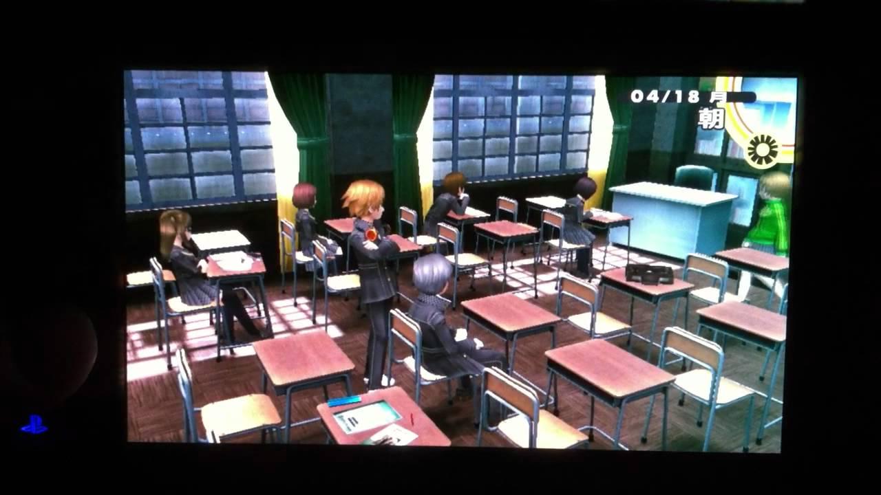 Persona 4: The Golden (PSVita En) » Cкачать торрент torrent