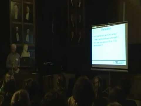 TEDx Life Sciences der MBV Mebiose, Gerrit van Meer