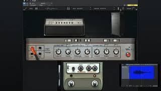 PreSonus Ampire (2019) Amp STV demo