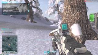 Planetside2 - Why no one wants to fight Emerald VS 001