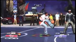NBA Ballers The Chosen One - T-Mac Vs Lebron James (SD)