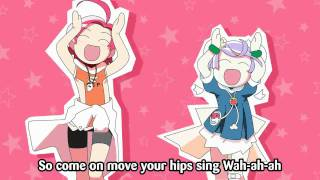 Caramelldansen HD + English Lyrics.mp4