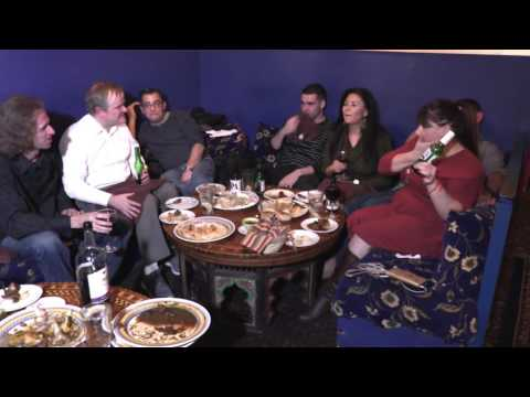 2016 Holiday Office Party Part 4 Moun of Tunis Hollywood