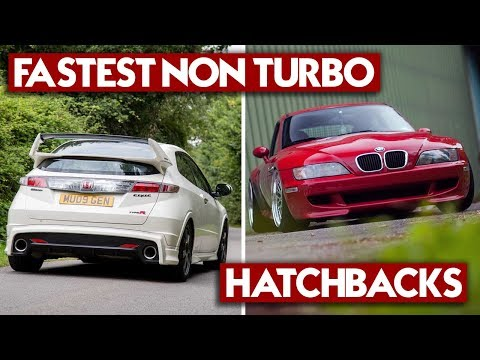 10 Fastest Naturally Aspirated Hatchback In The World