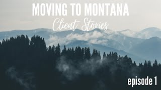 Moving to Montana Client Stories - Golf Course Living in Bigfork - New Build Spec Home in Montana