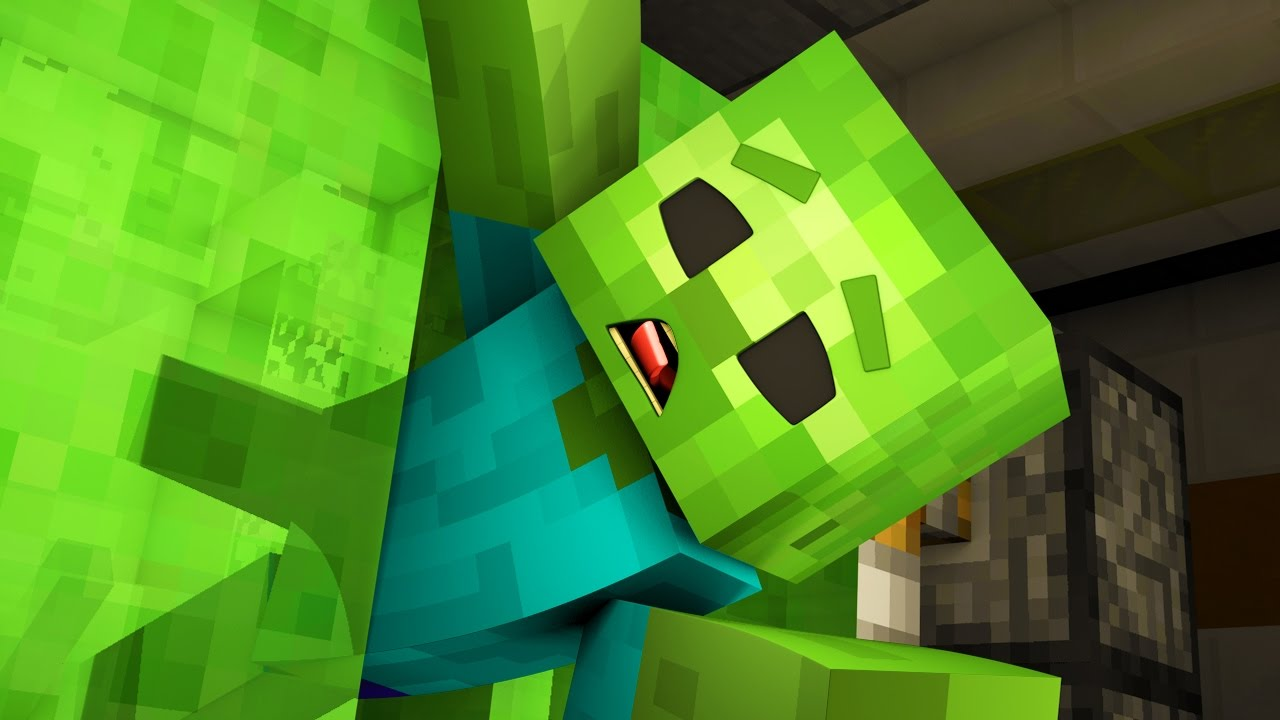 10 WAYS TO KILL A ZOMBIE IN MINECRAFT!