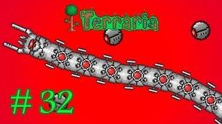 Как убить Уничтожителя в первый раз(Terraria 1.2.3.1) #32