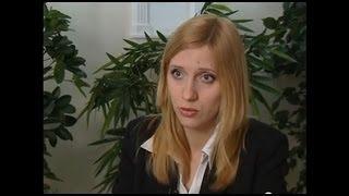 Адвокат Екатерина Берлинская на телеканале