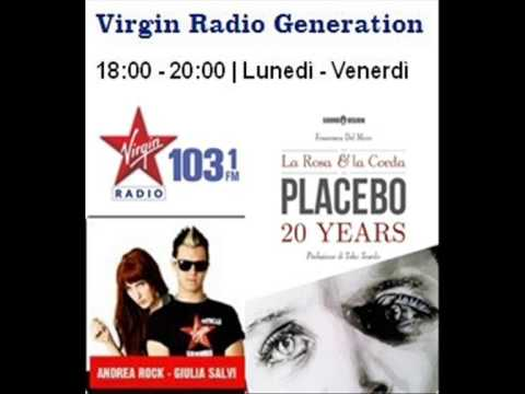 La biografia italiana - Placebo 20 Years - La rosa e la corda su Virgin Radio Generation