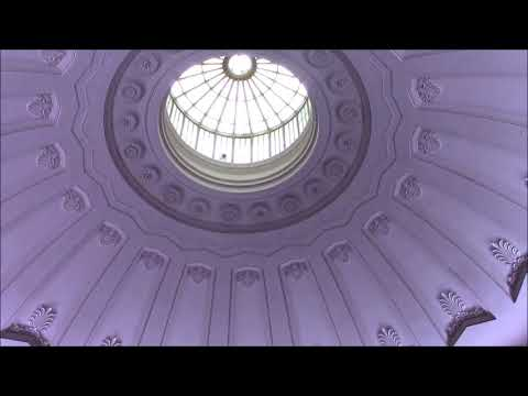 Camp Constitution Media Visits Federal Hall Where George Washington was Inaugurated in 1789