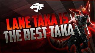 TAKA THE TOPLANER - Vainglory 5v5