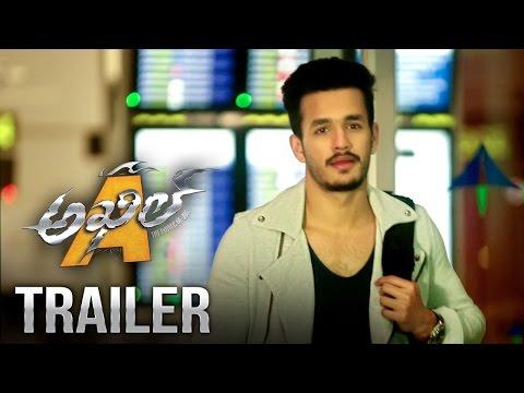 Akhil Movie New Trailer || Akhil Akkineni, Sayyeshaa Saigal