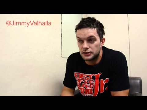 WWE FINN BALOR RARE 2011 interview NJPW