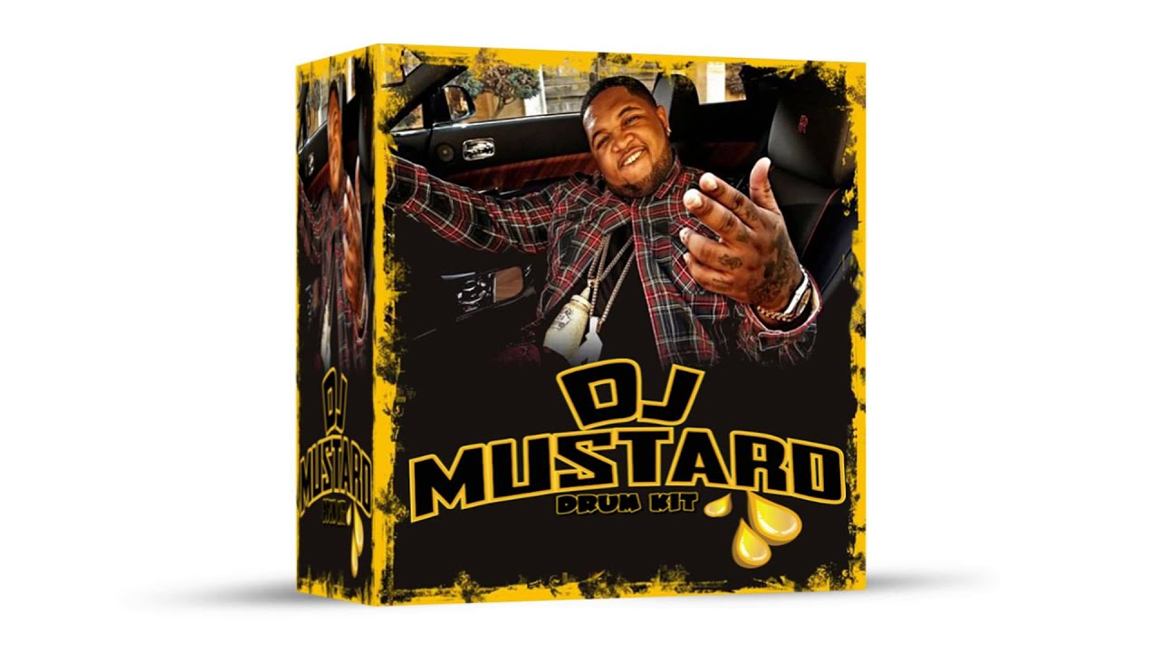 Official DJ Mustard Drum Kit ☆ Free Download ☆