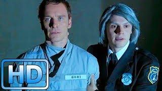 Ртуть и Магнето / Побег из тюрьмы / Люди Икс: Дни минувшего будущего (2014)