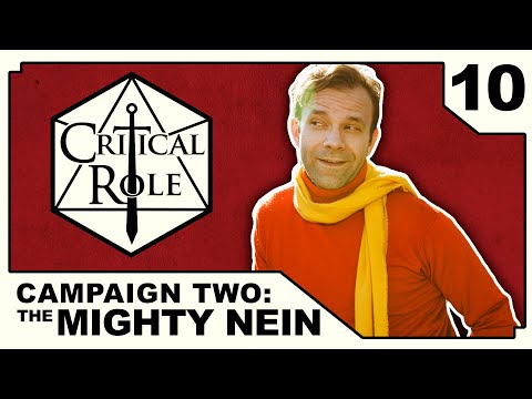 Waste and Webs | Critical Role | Campaign 2, Episode 10