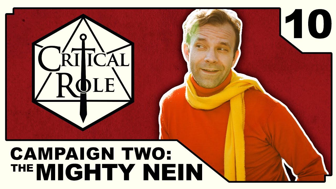 Download Waste and Webs | Critical Role: THE MIGHTY NEIN | Episode 10