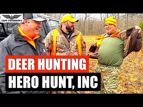 Herohunt, Inc Deer Hunting 2019 Moscow, TN.