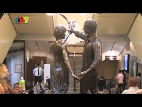 Princess Diana & Dodi Al Fayed Memorial, Harrod's London -  by Rooms and Menus