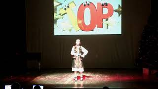TOP TALENT SHOW 2019-BITANU ALEXIA-  FOLCLOR