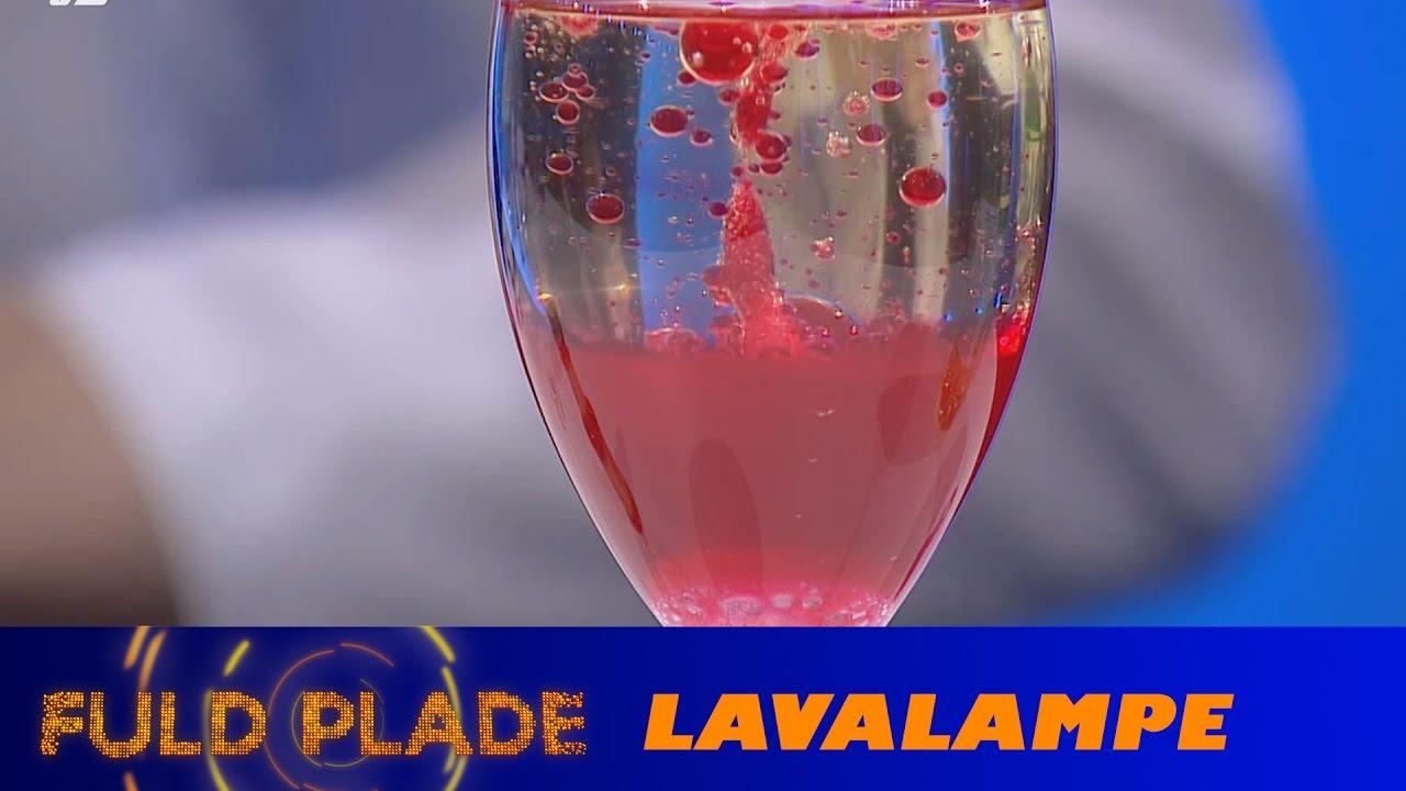 lavalampe Hjemmelavet lavalampe | Fuld Plade | Program 4   YouTube lavalampe