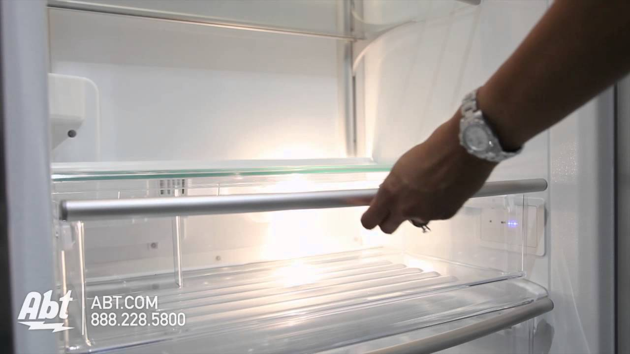 thermador 48 refrigerator. thermador 48 built-in side-by-side refrigerator t48br820ns overview