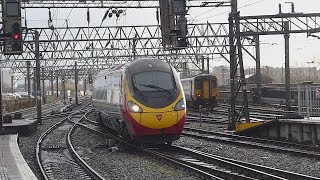 Manchester Piccadilly Railway Station (31/1/2018)