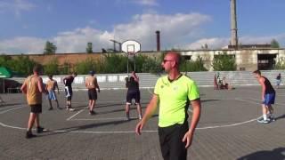 """Kherson Streetball Cup 2017""  1/2 ""Зачем регистрация на сайте"" - ""Новая Каховка"""