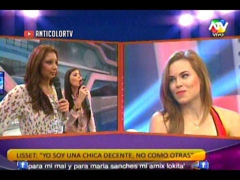 COMBATE Lisset le dice Borrachas a Karla y Georgette 04/09/13